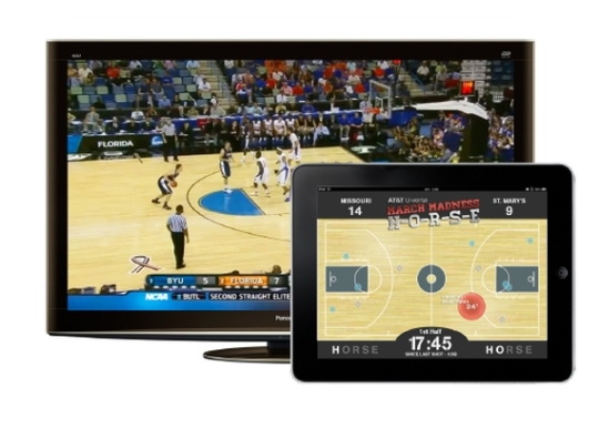 AT&T U-Verse HORSE March Madness Game