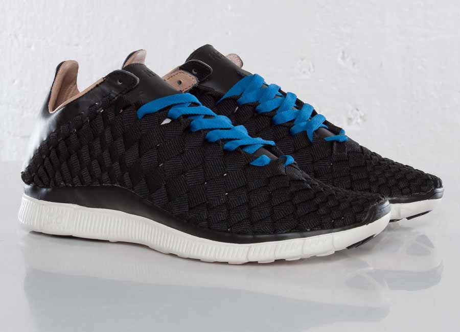 db23bf5aebbb A second black Nike Free Inneva Woven in three releases means this dynamic  new weave has to date been quite subdued