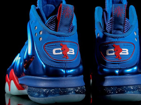"5499b4de40d ... Once the ""Sixers"" colorway of the Nike Barkley Posite Max hits stores"
