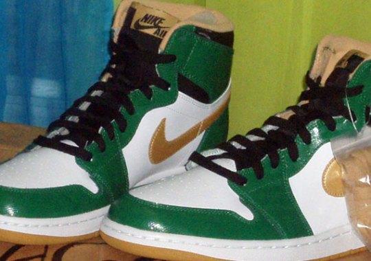 """""""Celtics"""" Air Jordan 1 Retro High OG"""