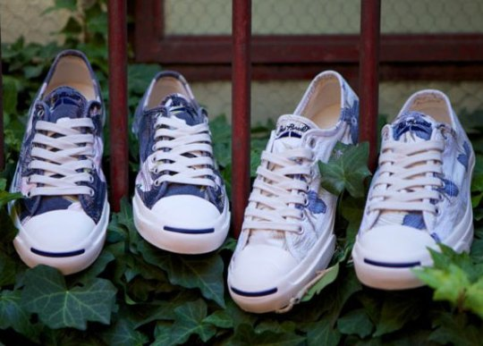 "Converse Jack Purcell ""Floral"""