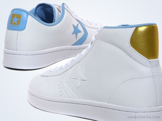 "Converse Pro Leather ""UNC"" Pack"