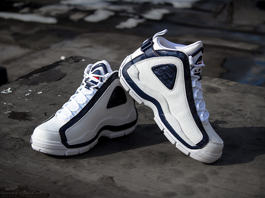 f59f1cc9a4 Fila '96 Grant Hill - Pre-Order at Packer Shoes - SneakerNews.com