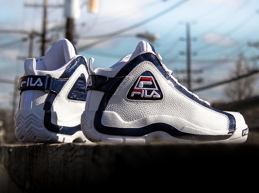 Mayo Novela de suspenso todo lo mejor  Fila '96 Grant Hill - Pre-Order at Packer Shoes - SneakerNews.com