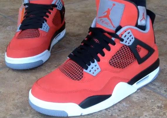 Air Jordan IV - Fire Red - White - Black - Cement Grey - SneakerNews.com 7109979bd5