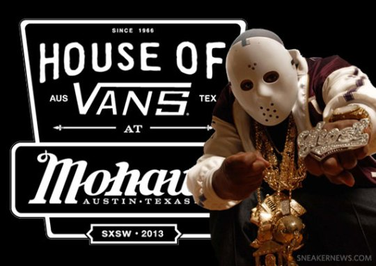 Ghostface's SXSW Performance at House of Vans – Live Stream