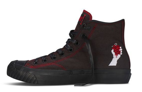 Green Day x Converse Chuck Taylor All-Star Collection - SneakerNews.com 085b87229