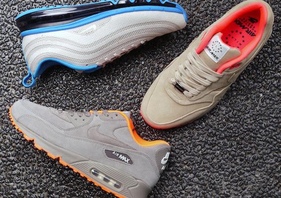 Qs Nike Air Max 1 Milano Hometurf bIWoJG