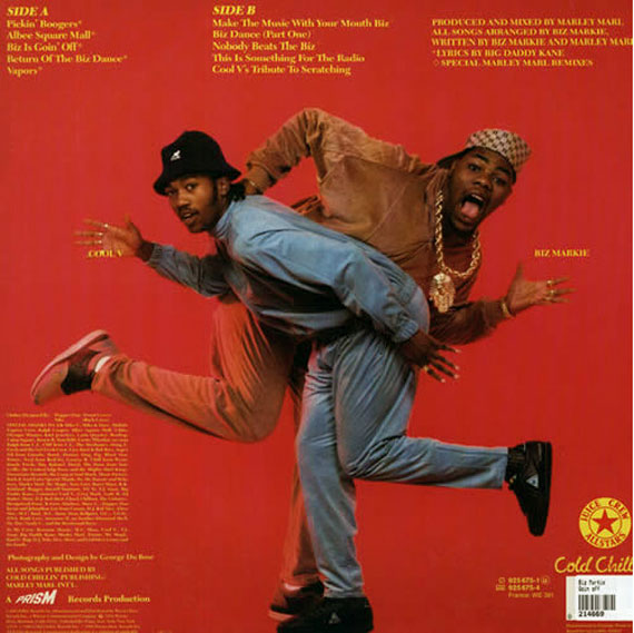Iconic 80s Rap Album Covers Featuring Classic Sneakers - SneakerNews.com da2b160ac