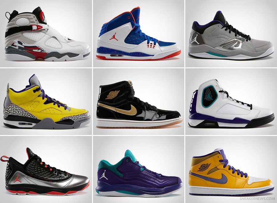 new nike jordan shoes 2013