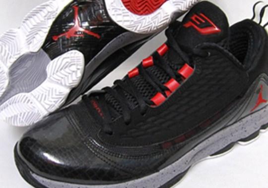 Jordan CP3.VI AE – Black/Cement