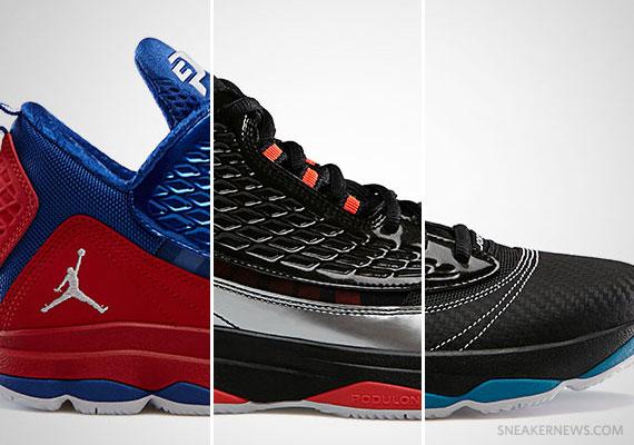 a30bbe18efe6 Jordan CP3.VI AE - April 2013 - SneakerNews.com