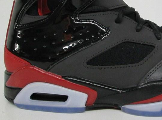 Jordan Flight Club '91 – Black – Gym Red