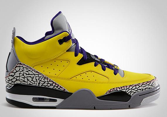 "Jordan Son of Mars Low ""Tour Yellow"" - SneakerNews.com"