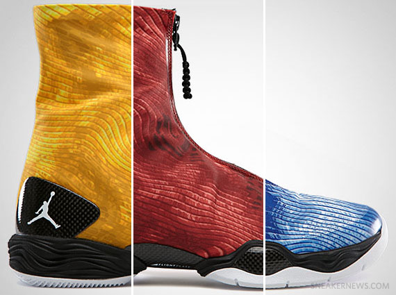 "sports shoes 684b4 d25cb Air Jordan XX8 ""Color Pack"" – Release Reminder"