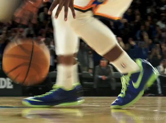 Nike Zoom KD 5 Elite Superhero