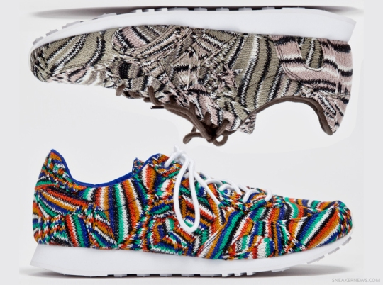 Missoni x Converse Auckland Racer – Spring/Summer 2013