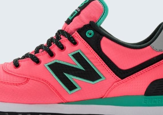 nb 574 pink