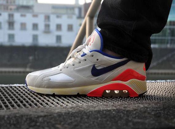 "Nike Air 180 OG ""Ultramarine"" – Arriving at Euro Retailers a6515905e"