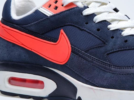 buy popular b409d c4a6c Advertisement. The latest addition to Nike Sportswear's Essential lineup is  the Air Max running classic ...