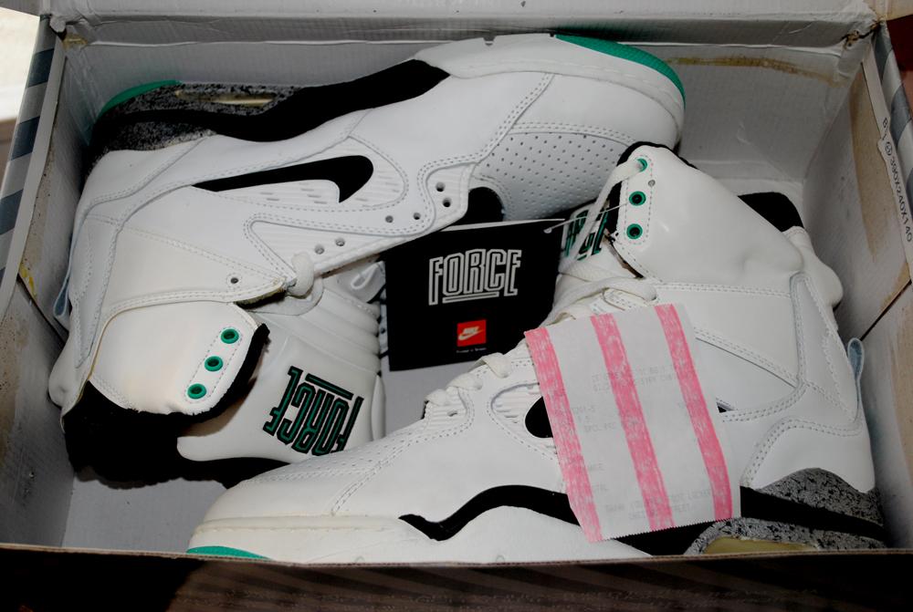 Nike Air Command Force OG Pairs on eBay