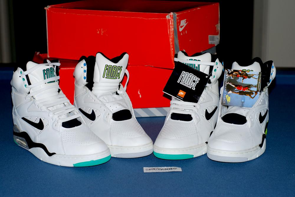 super popular 873fd da70c Nike Air Command Force - OG Pairs on eBay - SneakerNews.com