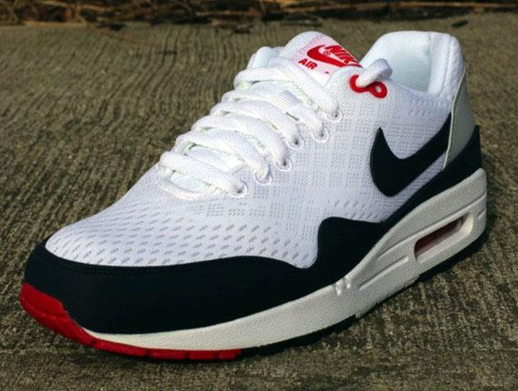 Nike Air Max 1 EM Navy Red