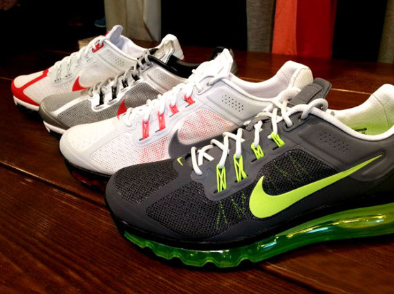 The OG Air Max lines gets new life in the shape of the Air Max 2013. 3dfd8608ba