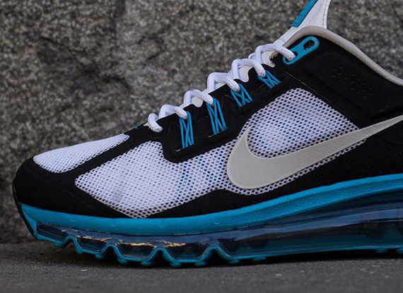 567066ba9e Nike Air Max 2013 EXT - Black - White - Laser Blue - SneakerNews.com
