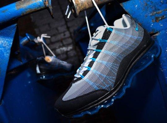 "Nike Air Max 95 Dynamic Flywire ""Photo Blue"""