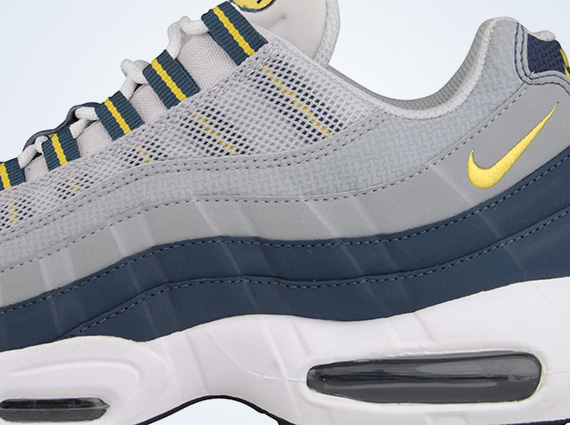 Nike Air Max 95 Blue And Grey