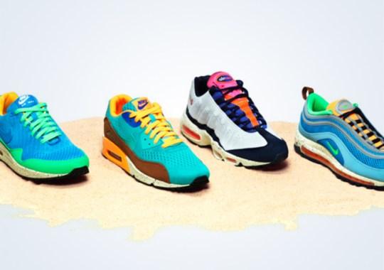 """Nike Air Max """"Beaches of Rio"""" Pack"""
