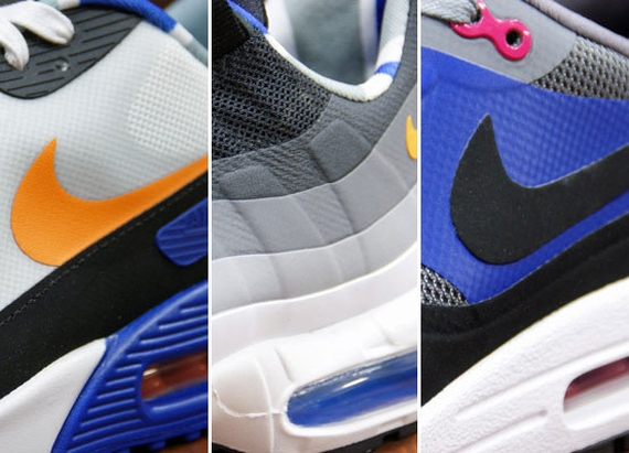 """brand new 860c0 29c4d Nike Air Max """"HomeTurf"""" – London Collection - SneakerNews.com"""