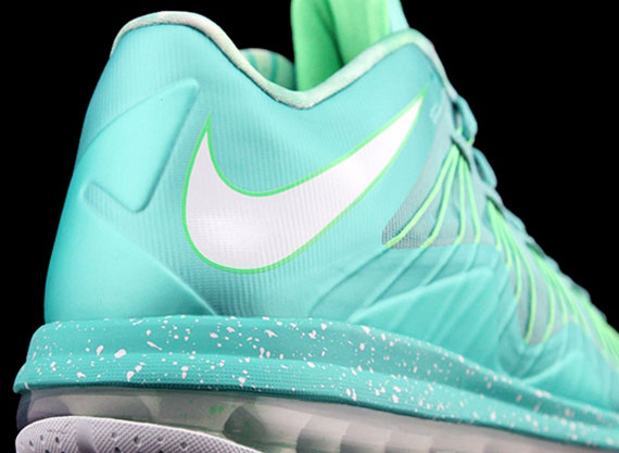 """check out a45b7 585d0 Nike Air Max LeBron X Low """"Easter"""""""