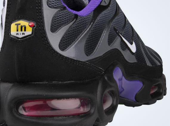 new product 49658 d1490 Nike Air Max Plus – Black – Pure Purple