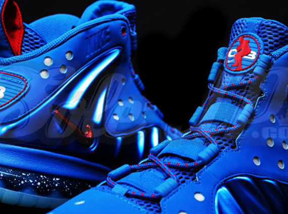 "new arrival 5057a 61644 Nike Barkley Posite Max ""Sixers"" – Release Date"
