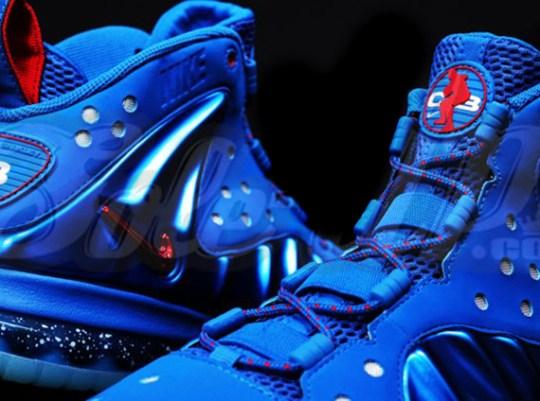 "Nike Barkley Posite Max ""Sixers"" – Release Date"