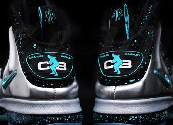 "wholesale dealer 93f03 d9ad7 Nike Barkley Posite Max ""Pure Platinum"" – Second Look"