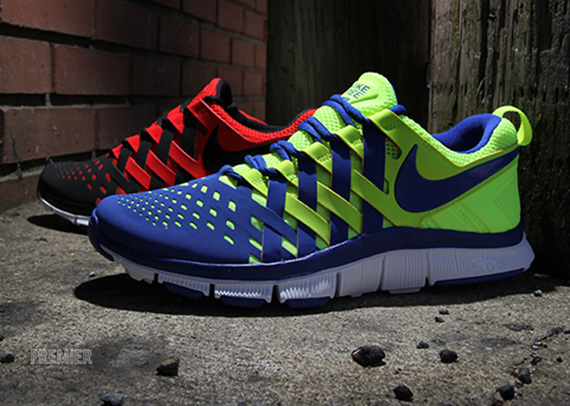 about nike free trainer 5.0
