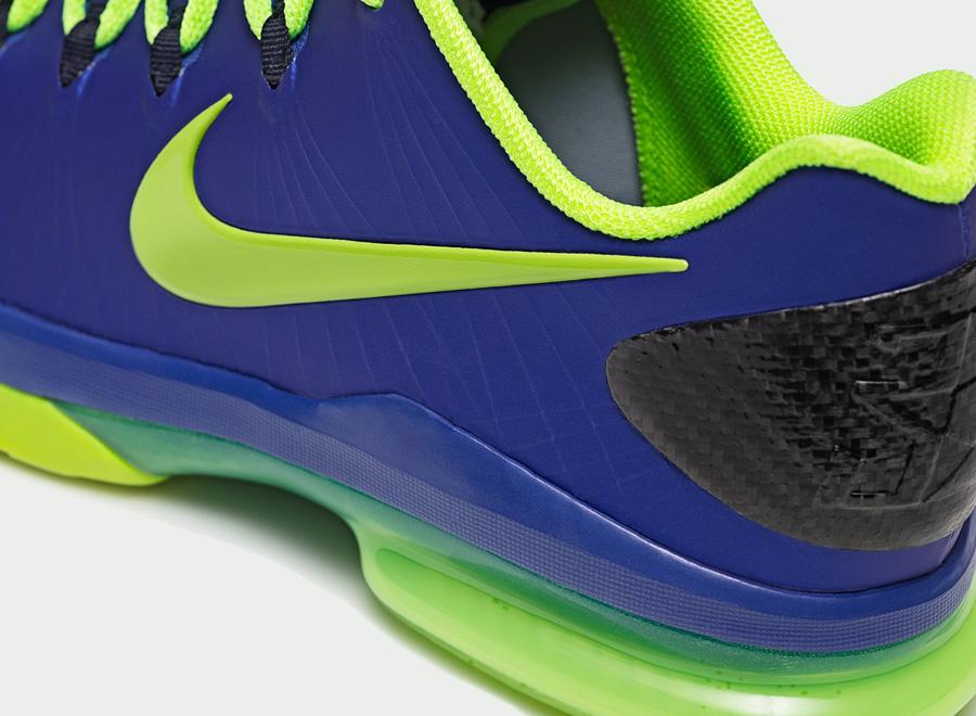 info for 2b0b1 caa06 Nike KD V Elite - Details - SneakerNews.com