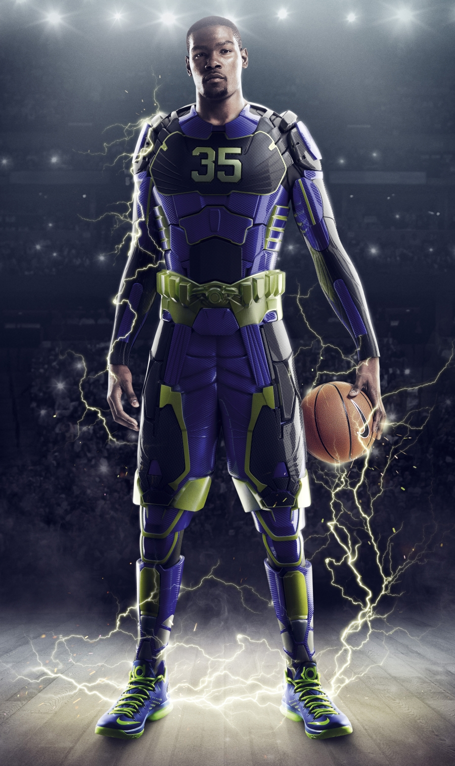 Kevin Durant Wallpaper 2013 Hd Nike Images amp Pictures Becuo