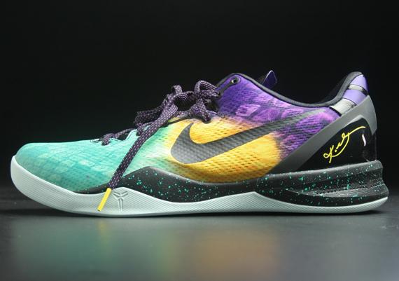 Womens Nike Zoom Kobe 8 Easter