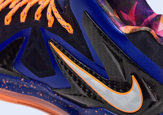 "Nike LeBron X Elite ""Superhero"" – Another Look"