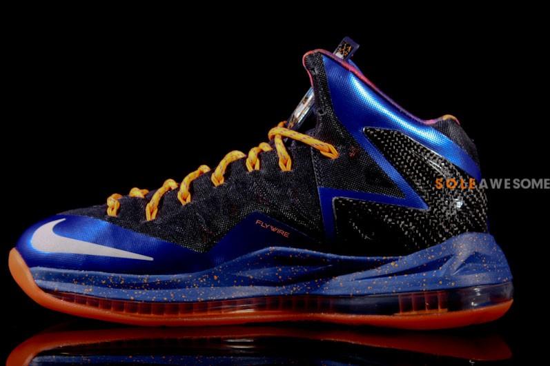 Nike LeBron 10 P.S Elite Superhero