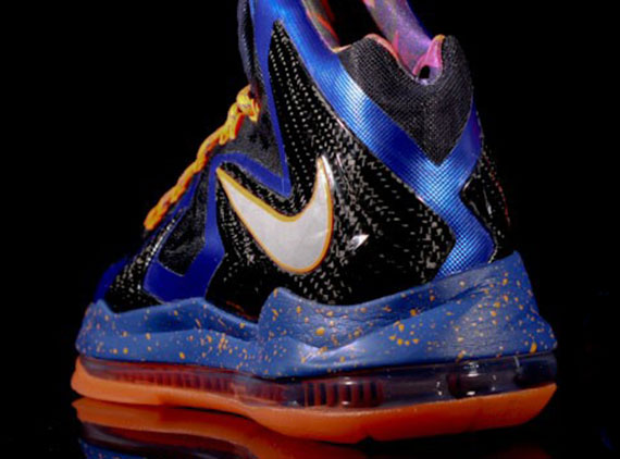 huge discount 366dc d55e0 Nike LeBron X PS Elite