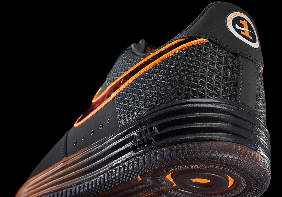 Nike Lunar Force 1 Leather Superhero Pack LeBron James