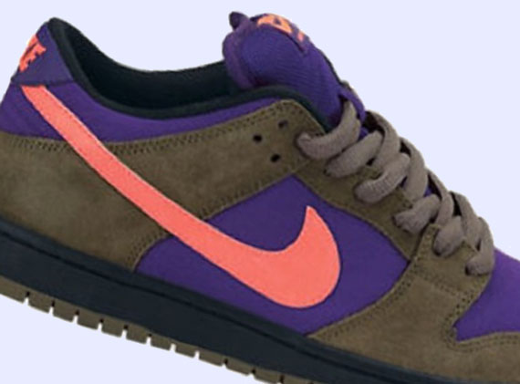 discount shop new lifestyle online here Nike SB Dunk Low - Brown - Purple - Pink | Holiday 2013 ...