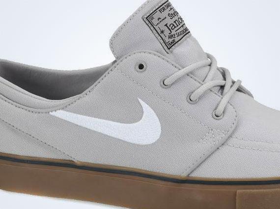 Nike Janoski Wolf Grey