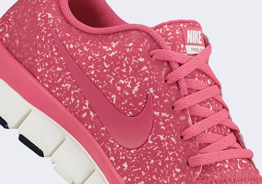 "Nike WMNS Free 5.0 V4 ""Pink Force"""
