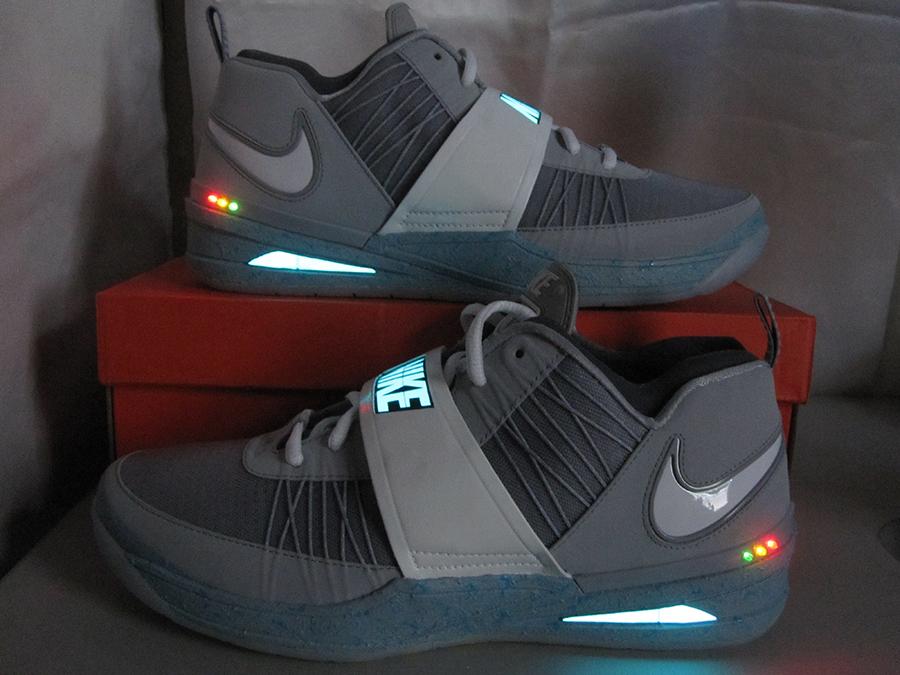 Nike Zoom Revis Quot Mag Quot Customs By Brian Villaneuva